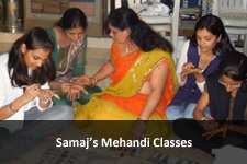 View Photos of Samaj's Mehandi Classes